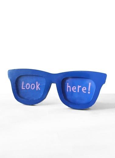 LWP Shop Flying Tiger Gözlük Çerçeve Mavi